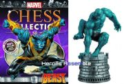 Marvel Chess Collection #50 Beast Eaglemoss Publications